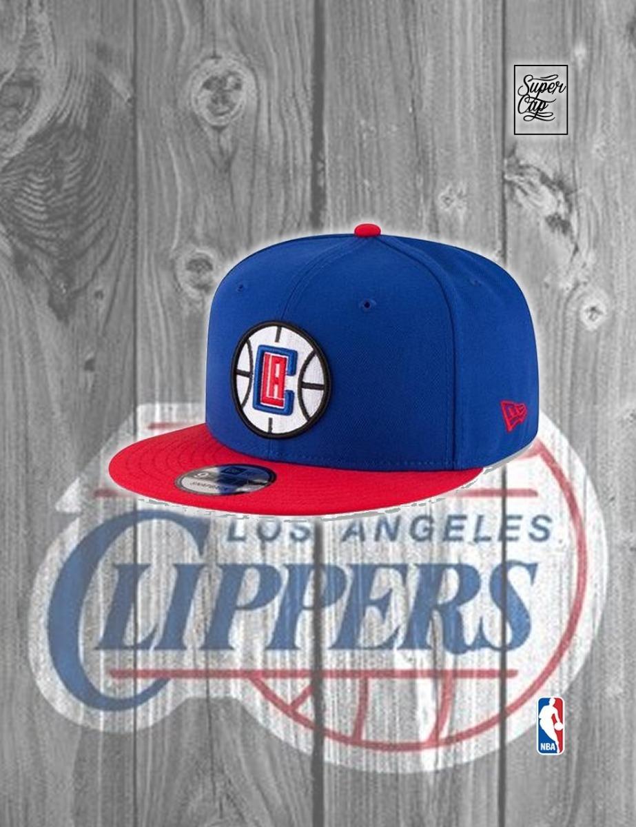 gorra nba los angeles clippers - new era 9fifty - supercap. Cargando zoom. 73e0966bf29