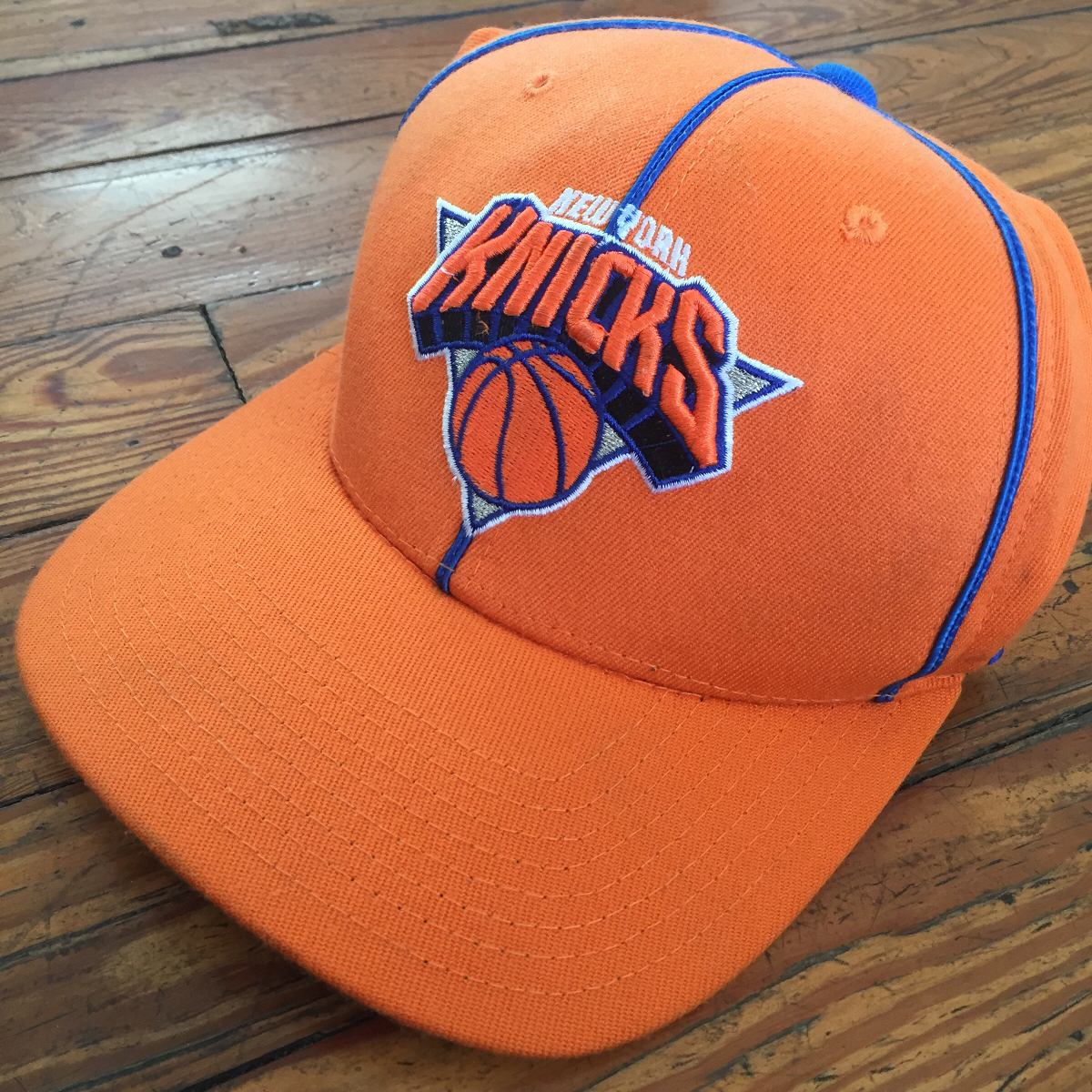 gorra nba new york knicks. original. fubu athletic. Cargando zoom. 4eaacd2ad90