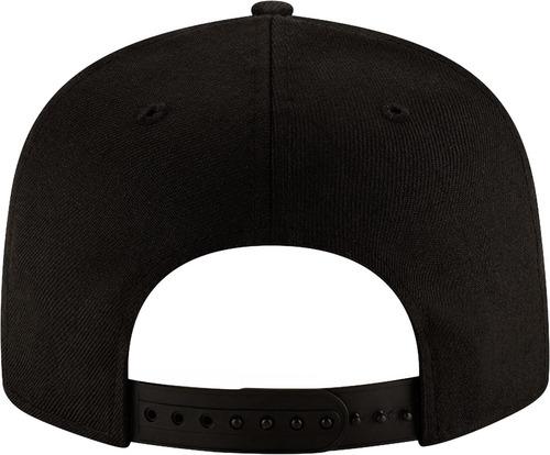 gorra negra amarilla cañeros