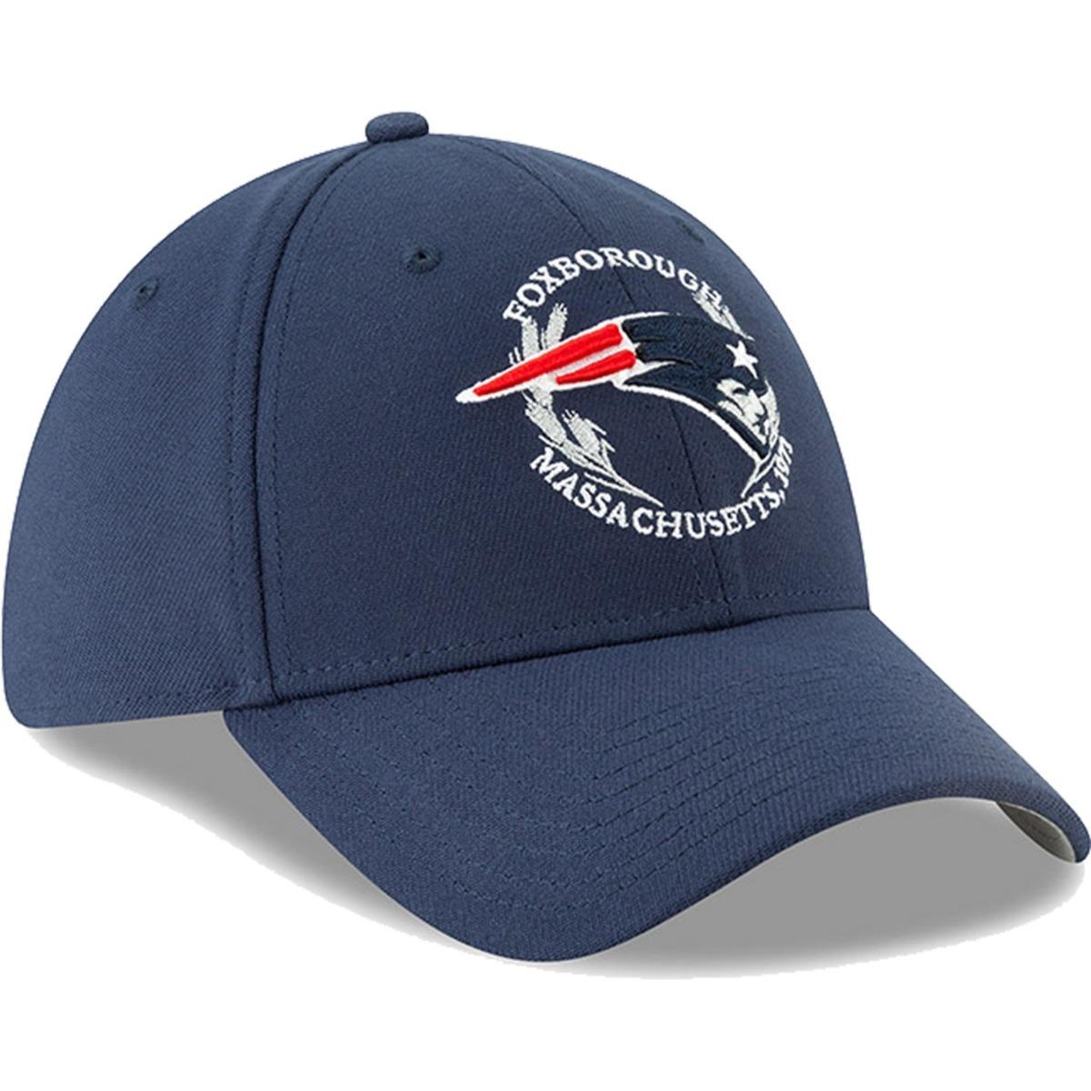 e7d280947054 Gorra New England Patriots New Era 2019 Nfl Draft On-stage