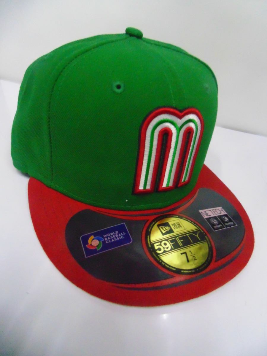 Gorra New Era 2017 World Baseball Classic 59 Fifty Cap -   550.00 en ... 4a7915fbe61ef
