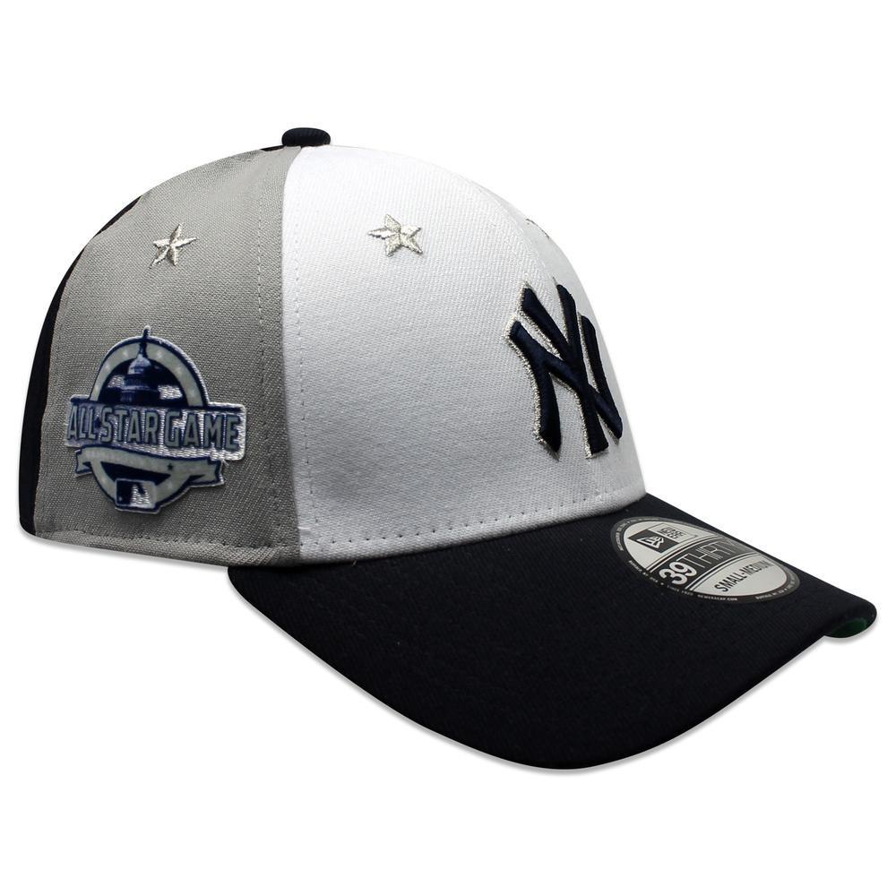 4fa0fcce92cbdd Gorra New Era 39 Thirty Mlb Yankees All Star Game 2018 Azul ...