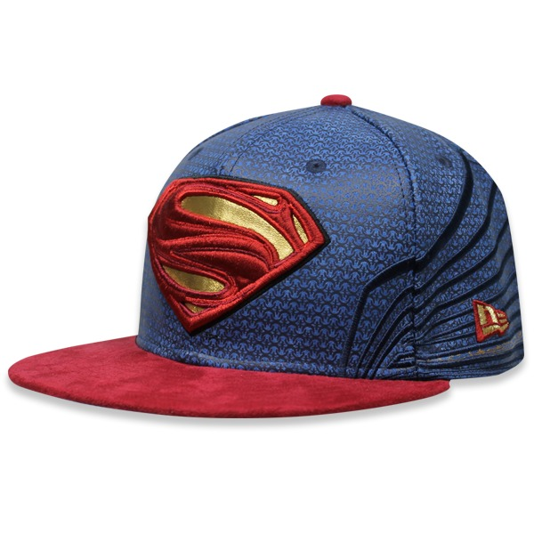 Gorra New Era 5950 Justice League Superman -   1 272610f63fe