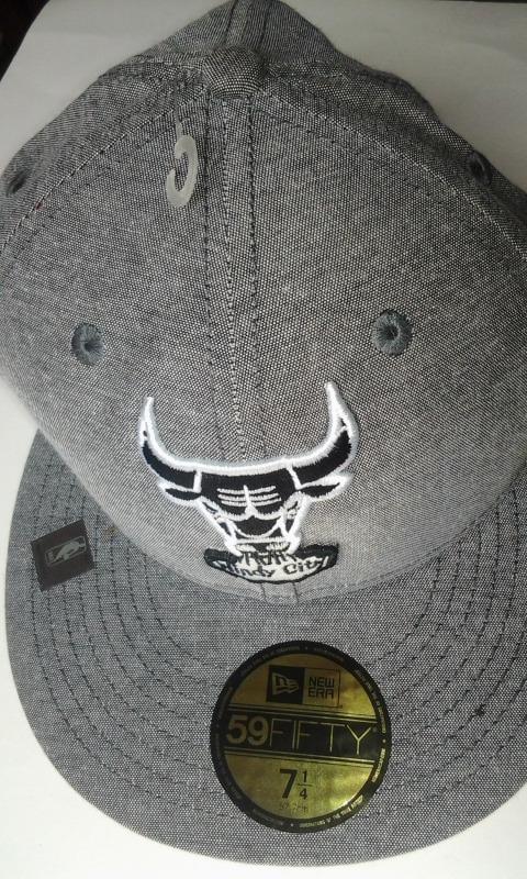 gorra new era 59fifty chicago bulls 7 1 4  399 pesos nueva. Cargando zoom. f4156d53cd3