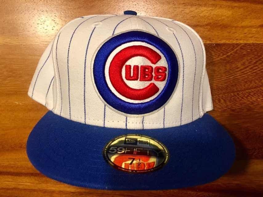 df5be7bf684b9 Gorra New Era 59fifty Chicago Cubs 71 2 Mlb Béisbol -   979.00 en ...