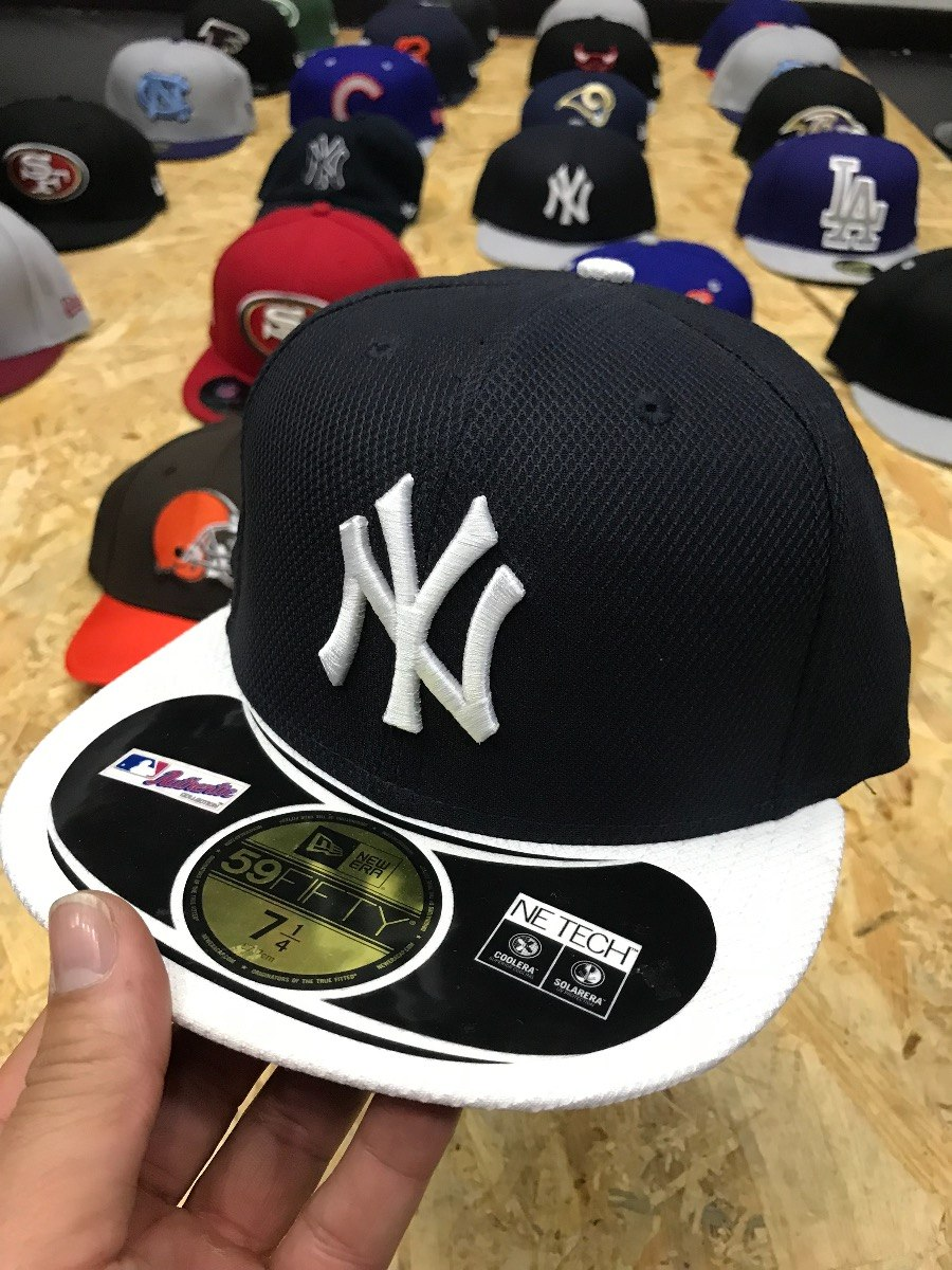 1520d63a52079 Gorra New Era 59fifty New York Yankees Talla 7 1 4 Mlb -   89.900 en ...