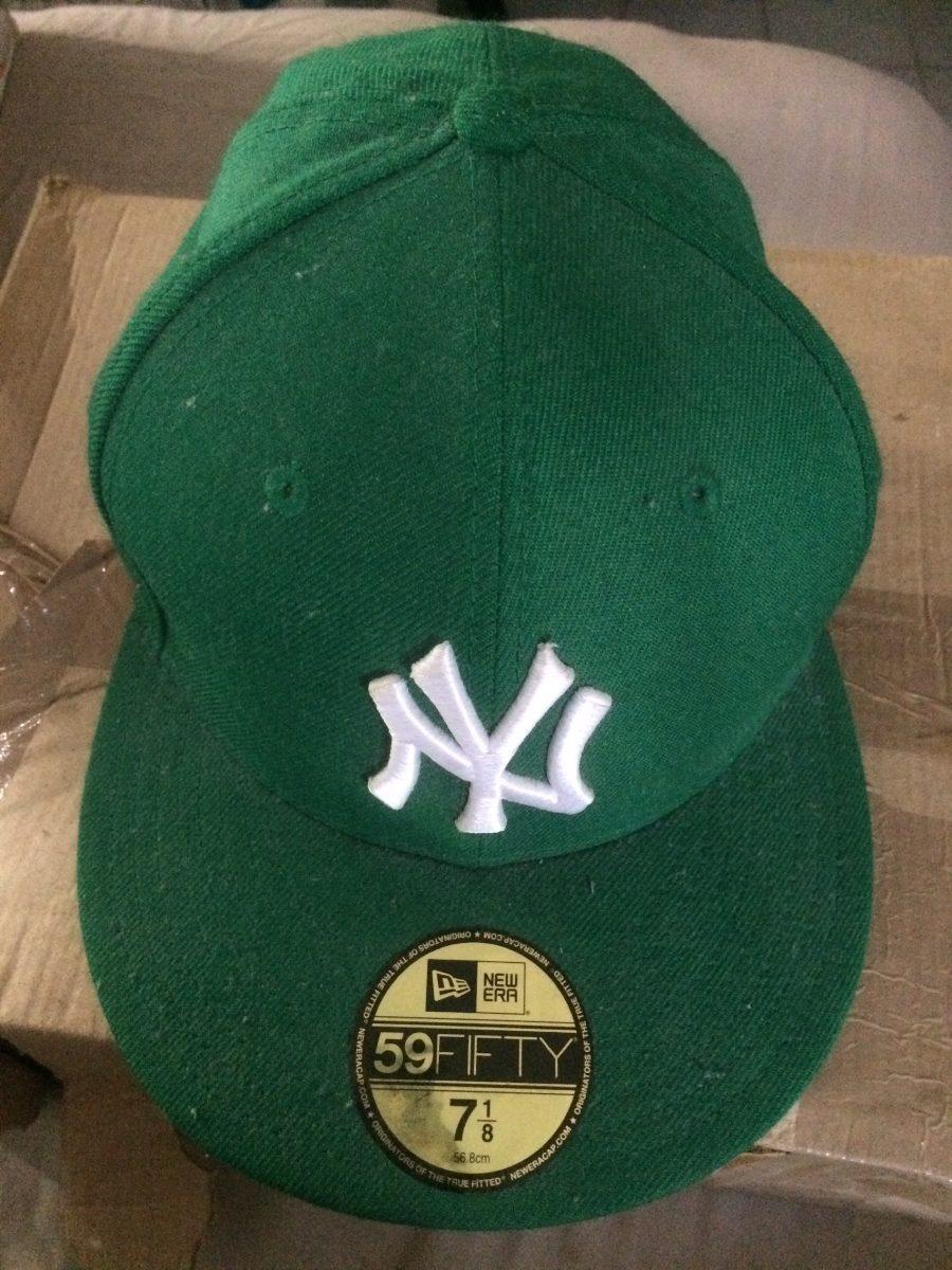 129106bc9a1 Gorra New Era 59fifty Original New York Yankees 7 1 8 -   200.00 en ...