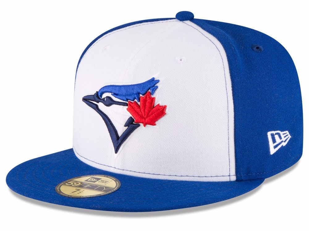Gorra New Era 59fifty Toronto Blue Jays Alt3 -   759.99 en Mercado Libre a6d02205a20