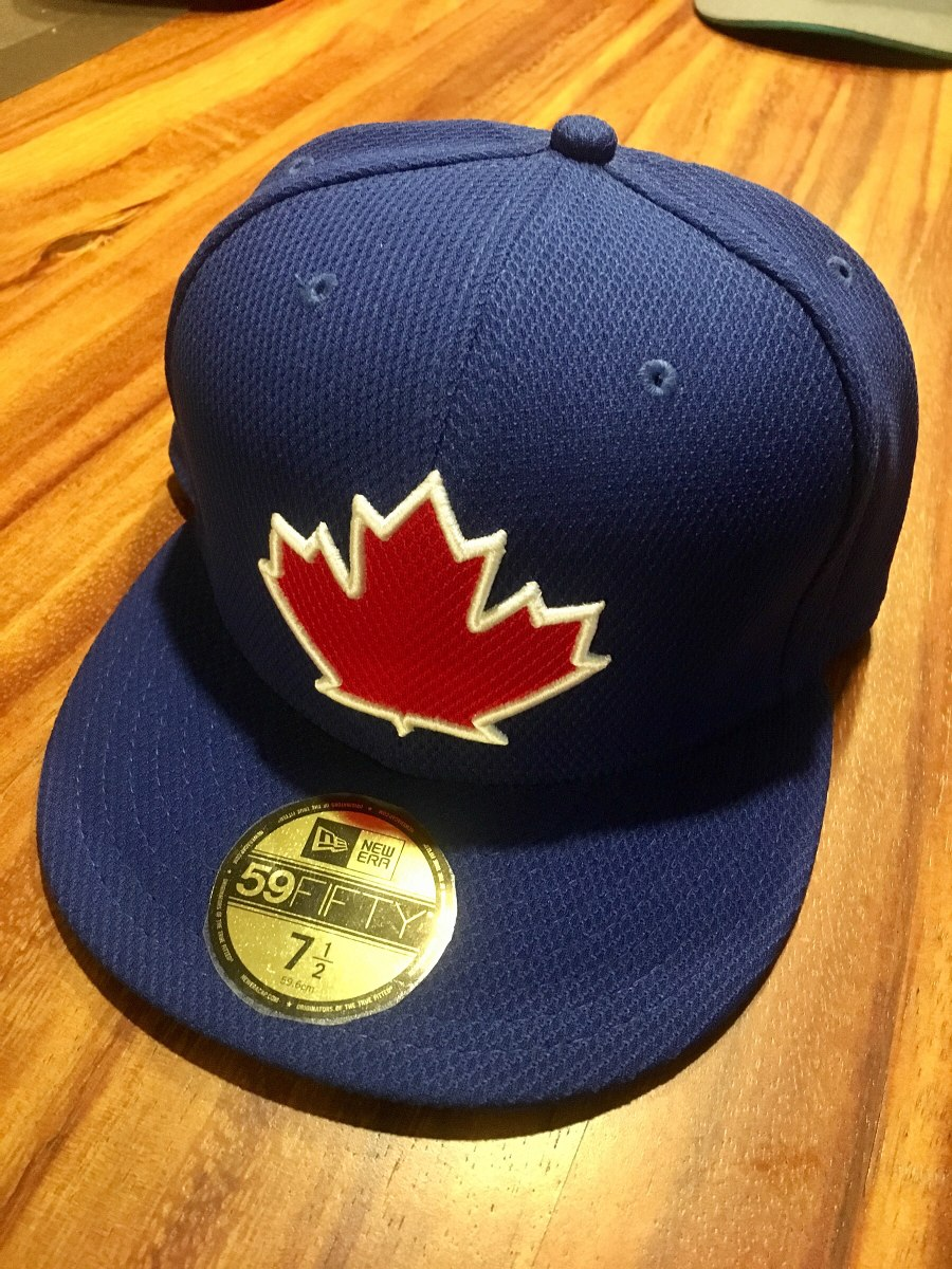 Gorra New Era 59fifty Toronto Blue Jays Azulejos 71 2 -   659.00 en ... 18cf307b5d9