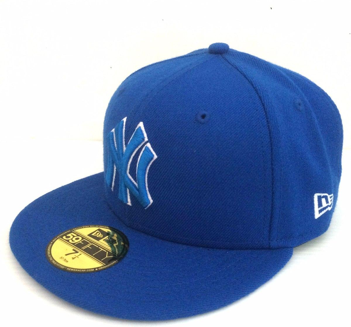425a231cfb6c7 Gorra New Era 59fifty Yankees New York -   350.00 en Mercado Libre