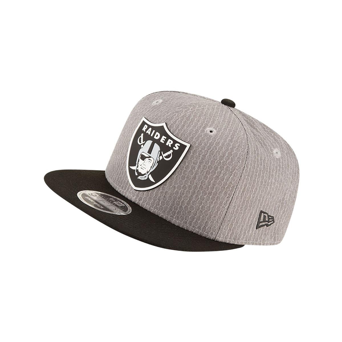 315748f2d36c5 Gorra New Era Nfl 9fifty Oakland Raiders México Game Team -   729.00 en  Mercado Libre