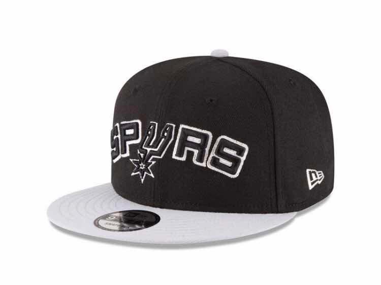 7d8f0041bfb4f Gorra New Era 9fifty San Antonio Spurs