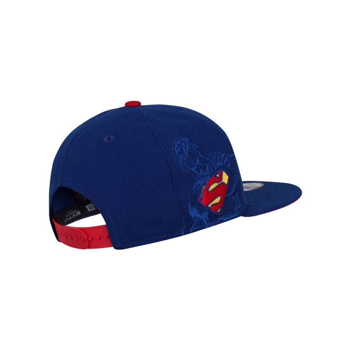 Gorra New Era 9fifty Superman - Niño -   449.00 en Mercado Libre e93d1ec4adc