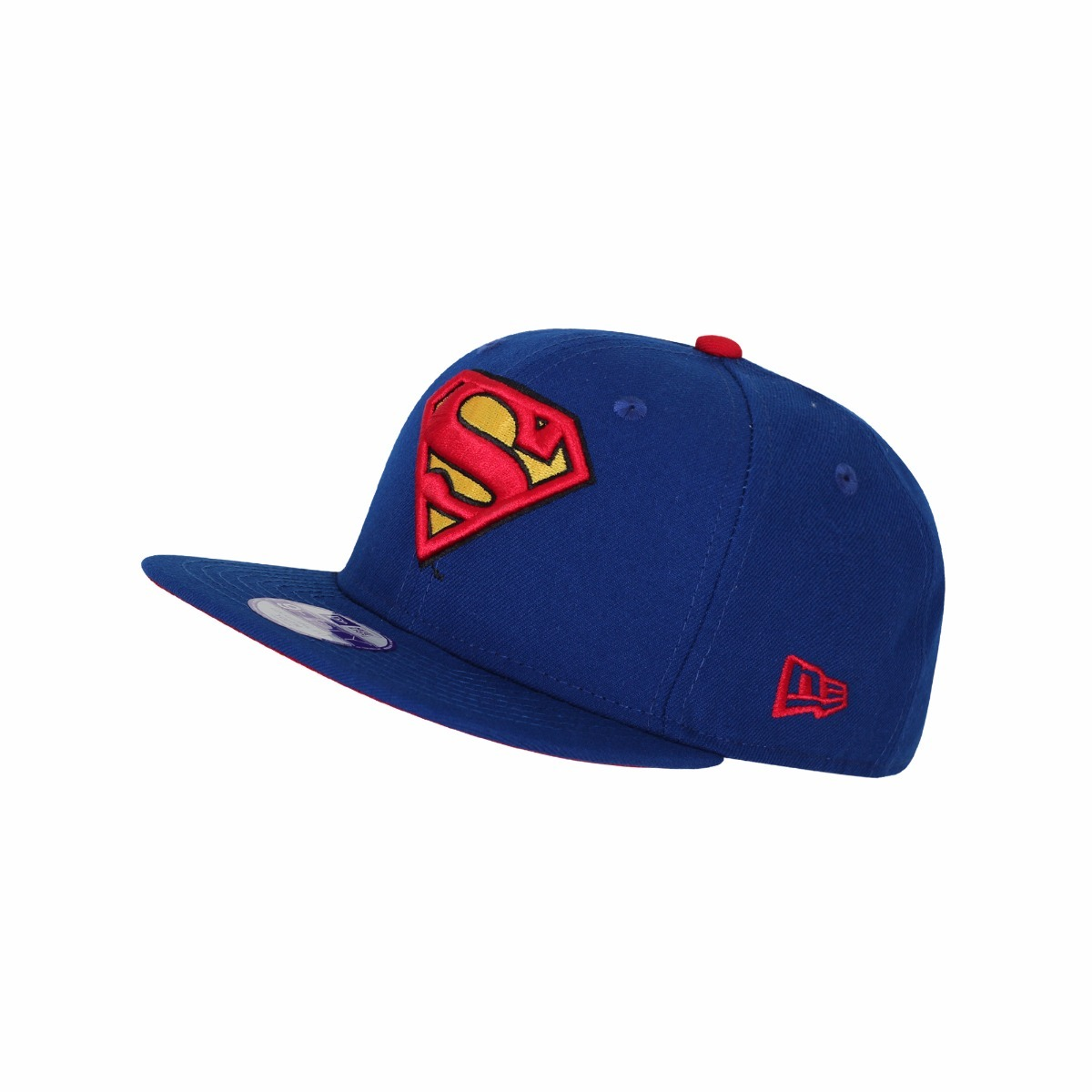 Gorra New Era 9fifty Superman - Niño -   449.00 en Mercado Libre cf620f46111