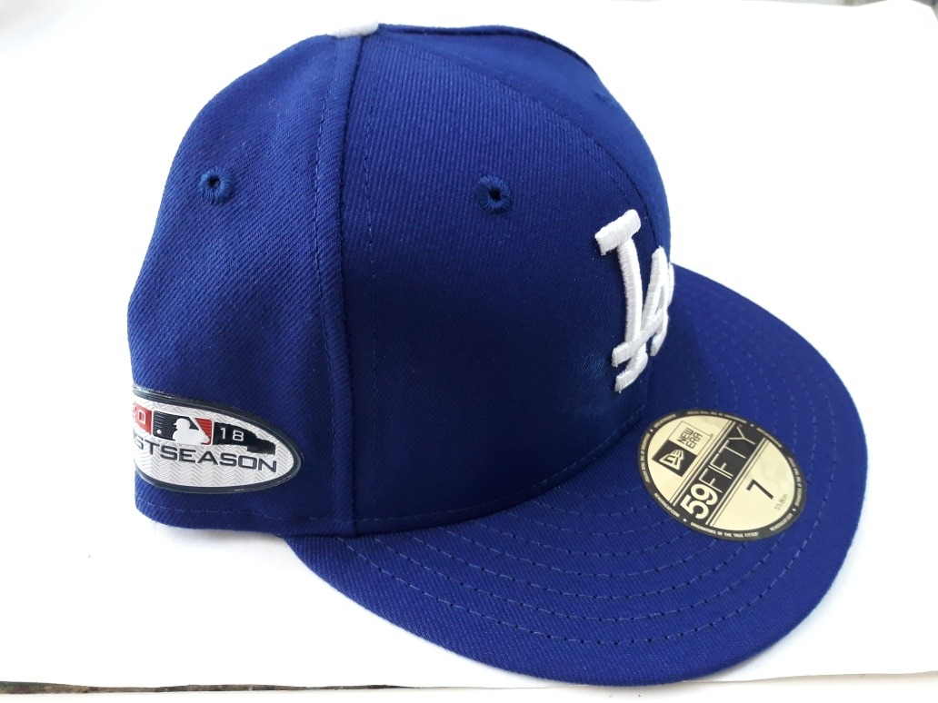 gorra dodgers postseason 2018 new era original medida 7. Cargando zoom... gorra  new era. Cargando zoom. d336c9b44af