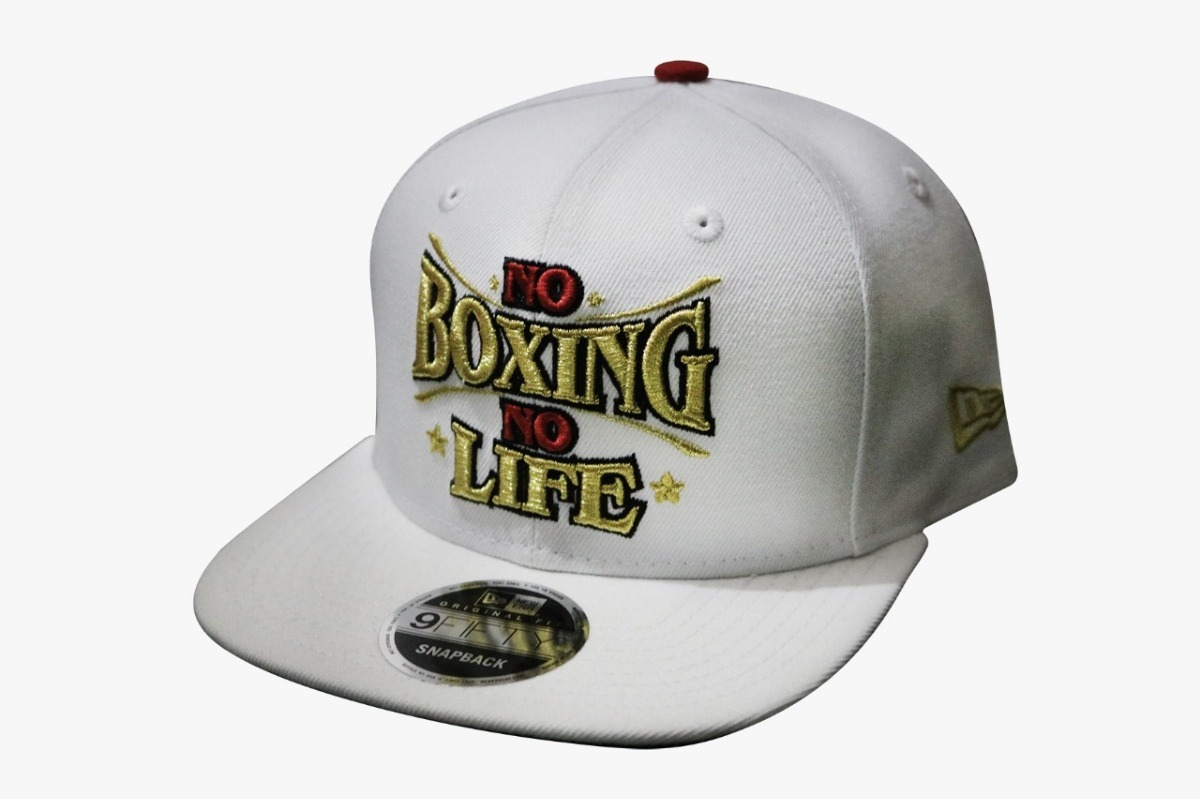 Gorra Deportiva Original New Era No Boxing No Life Snapback ... a66c4f8de26