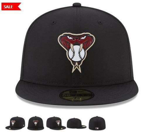 bd03a11f7e915 Gorra New Era Arizona Diamondbacks Prolight 59fifty 7 1 4 -   999.00 ...