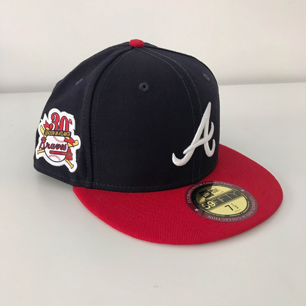 gorra new era atlanta braves ultimate patch collection 7 1 2. Cargando zoom. 3bb338d92cd