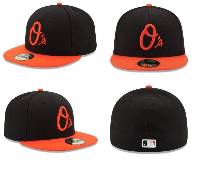 bd77bcf414c28 Gorra New Era Baltimore Orioles 59 Fifty Envio Gratis -   729.00 en ...