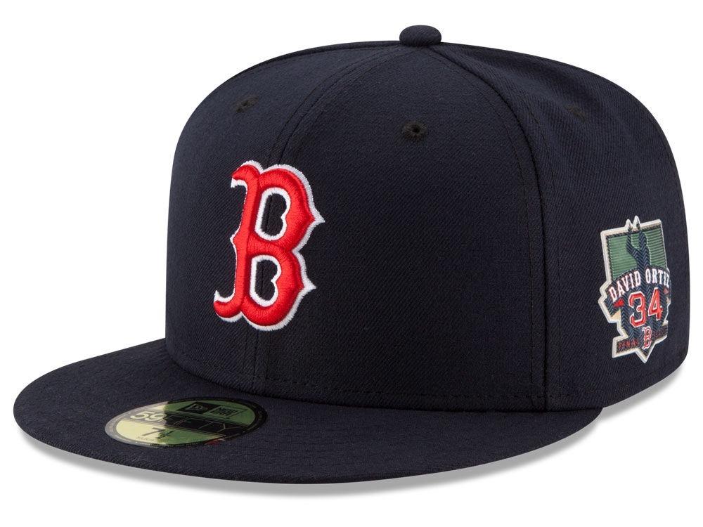 1c7a0d0a4019a Gorra New Era Boston Red Sox Beisbol 7 1 4 Original Big Papi ...