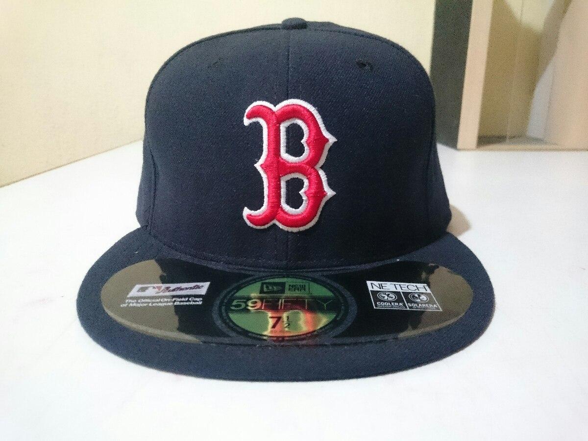 Gorra New Era Boston Original Azul -   569.00 en Mercado Libre 954648f6601