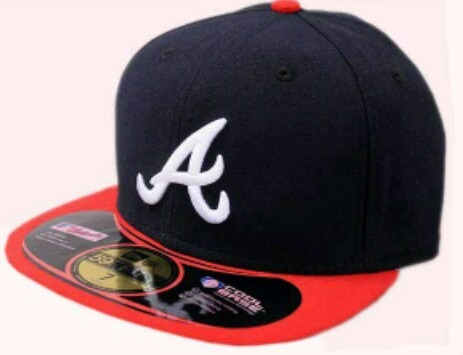 37bbfeba0e1d2 Gorra New Era Bravos De Atlanta 100% Original - Bs. 0