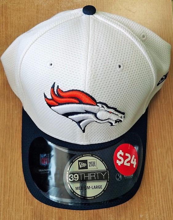 d0af3e59c44b2 Gorra New Era Broncos De Denver Original. Blanca Y Azul -   400.00 ...