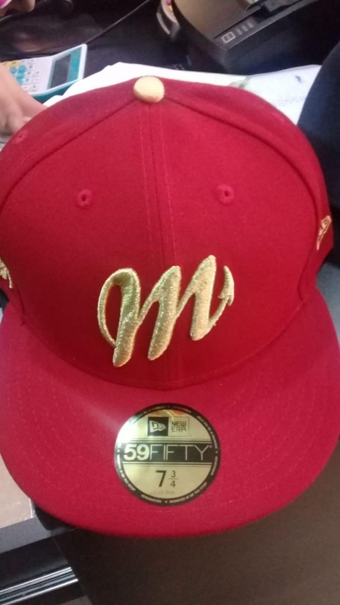 972d96e8e47b0 gorra new era cap diablos rojos del mexico logo m dorado 59f. Cargando zoom.