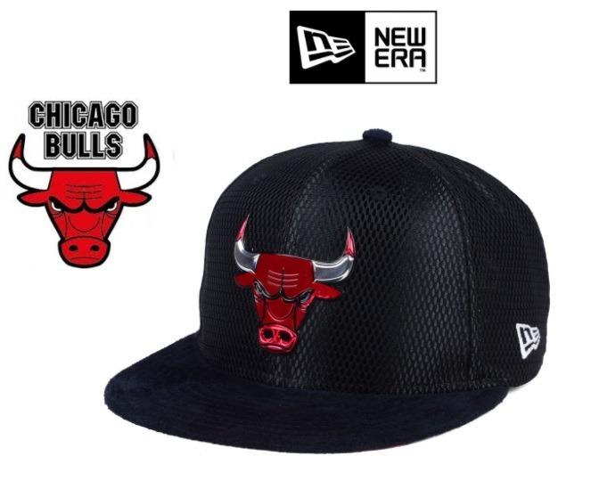 Gorra New Era Chicago Bulls Snapback Acolchada Nueva Origina - S ... 55006595acd