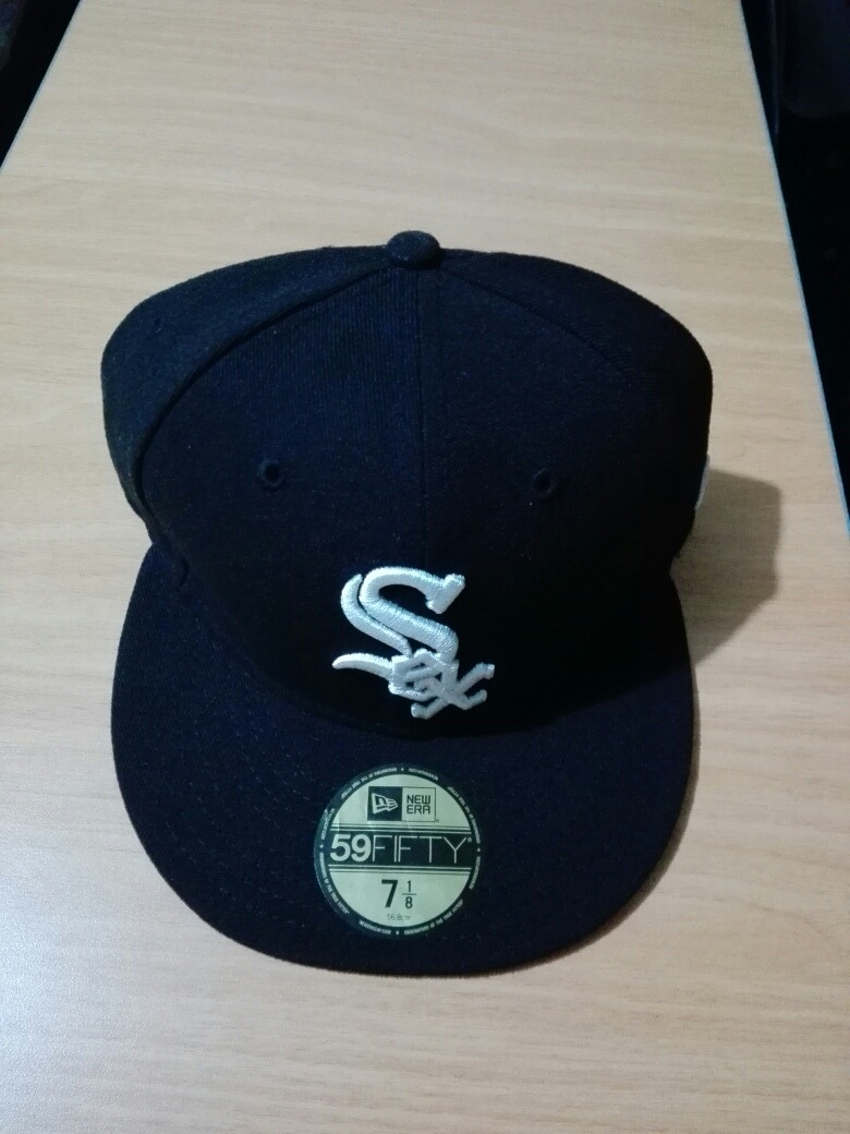 Gorra New Era Chicago White Sox Talla 7 1 8 -   80.000 en Mercado Libre 5696becc355