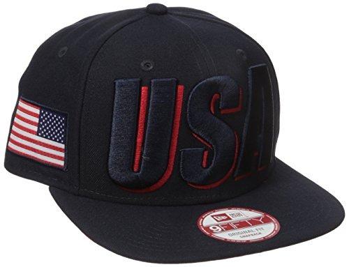 Gorra New Era Con Bandera De Usa Unisex -   128.900 en Mercado Libre f5bbe4ad42b