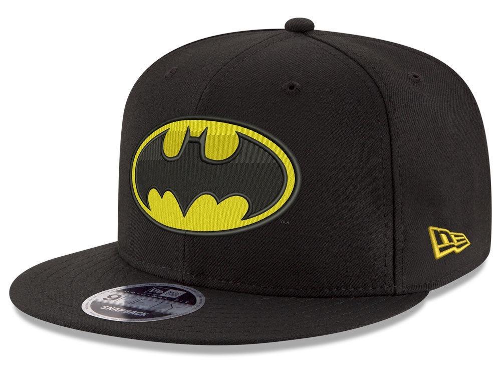 Gorra New Era Dc Comics Batman 9fifty -   650.00 en Mercado Libre 42a0a1a378d