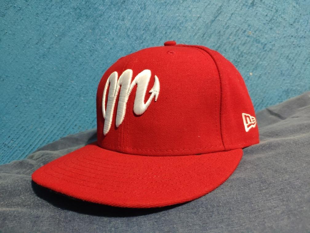 e5666d695ab1a Gorra New Era Diablos Rojos Del México -   750.00 en Mercado Libre