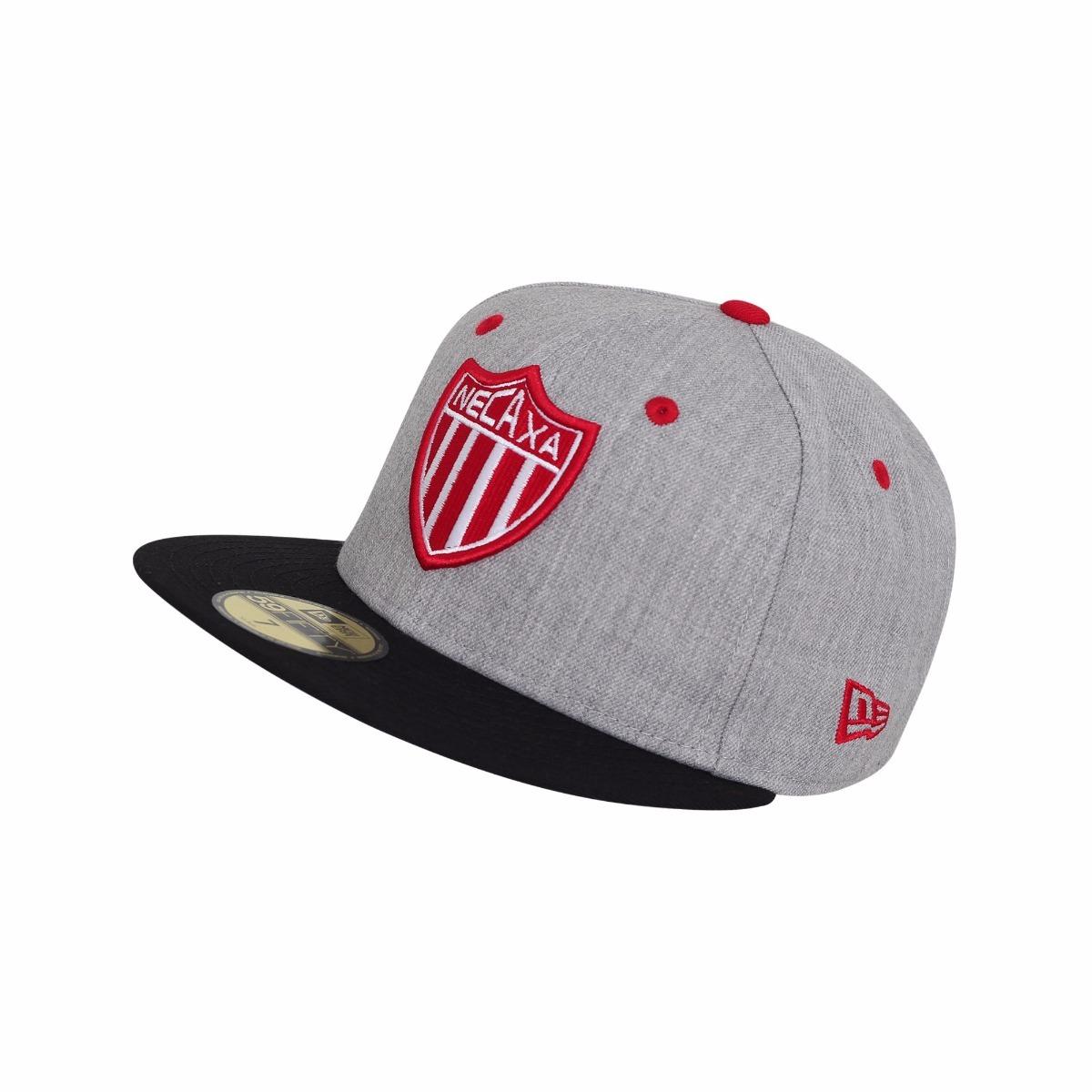 Gorra New Era Futbol 59fifty Necaxa - Gris -   599.00 en Mercado Libre c21edd7a62f