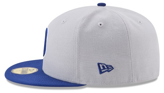 abd5d232b4e9 Gorra New Era Los Angeles Dodgers D Logo 2tone Talla 7 1/2