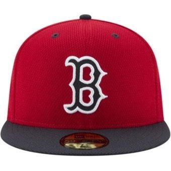 b9b97e767e6df Gorra New Era Mlb 59fifty Boston Red Sox Talla 7 3 8 - S  150