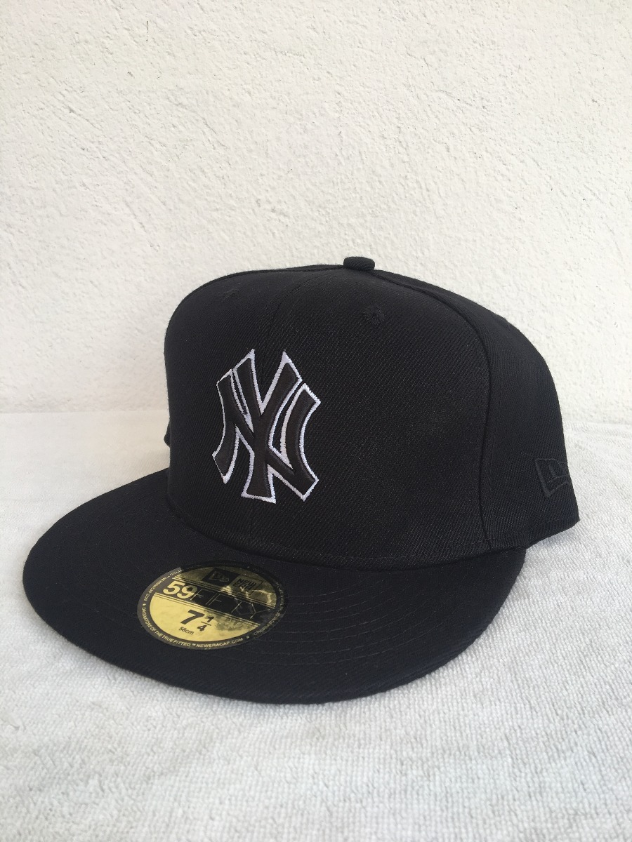 934f23ddbf578 Gorra New Era Mlb New York Yankees Negra -   469.00 en Mercado Libre