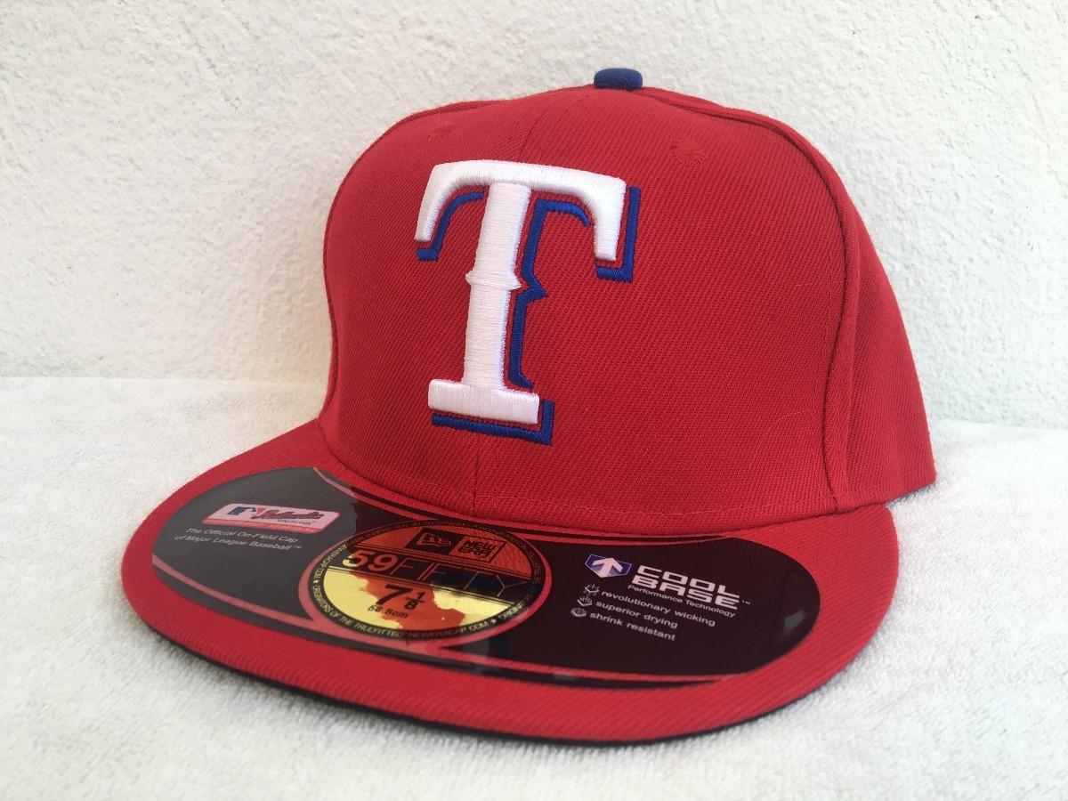 Gorra New Era Mlb Texas Rangers Roja -   469.00 en Mercado Libre c47429d2ba2