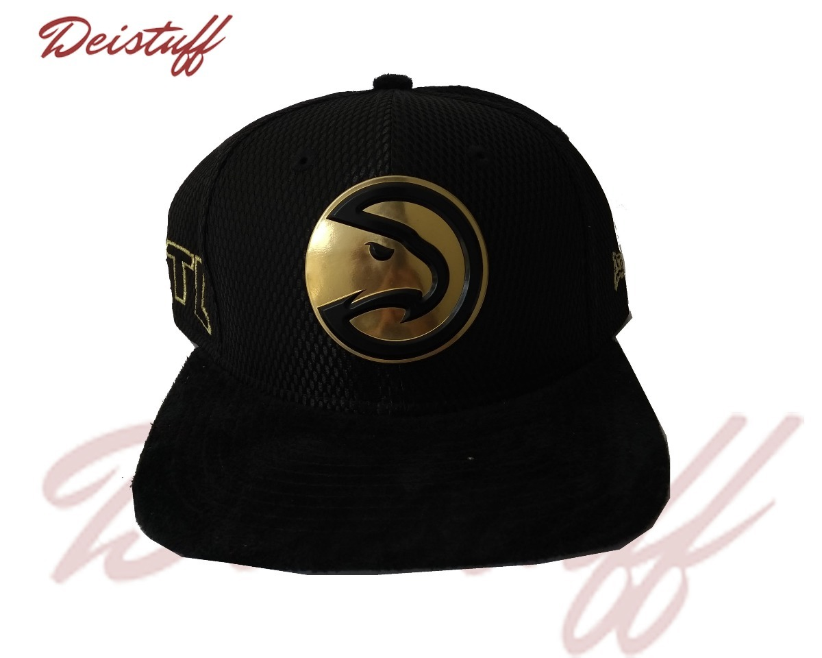 Gorra New Era   Negra   Atlanta Hawks   Snapback -   825.00 en ... 8ec81e2306a