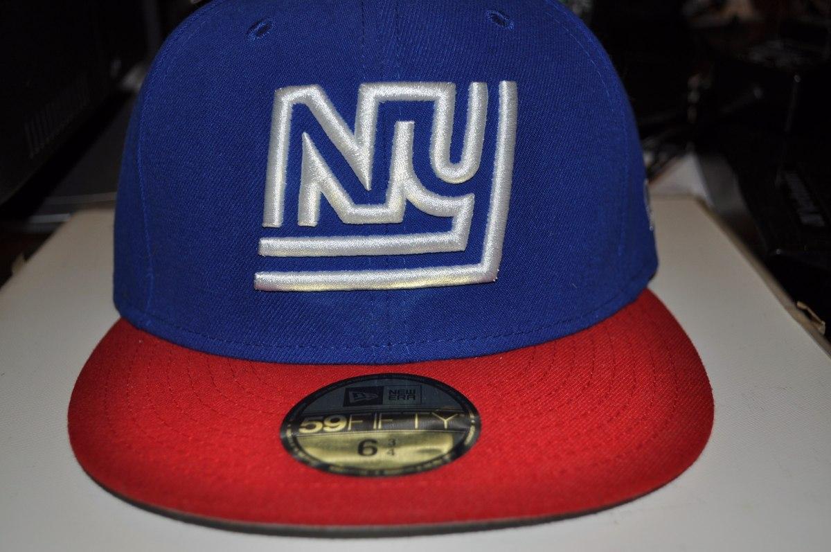 f35c190a22a81 Gorra New Era New York Giants Talla 6 3 4 -   340.00 en Mercado Libre