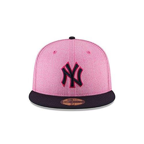 Gorra New Era New York Yankees 100% Poliéster Visera Plana ... dae9b9d748a