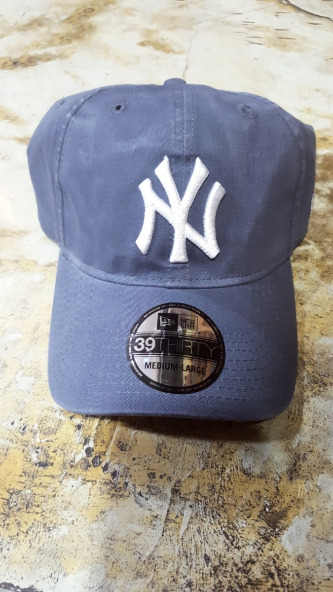 Gorra New Era New York Yankees Washed 3930 M   L Azul -   699.00 en ... 3606724f07c