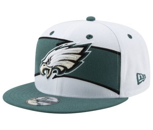 Gorra New Era Nfl 9fifty Philadelphia Eagles Snapback - S  190 9b7459d4bfa