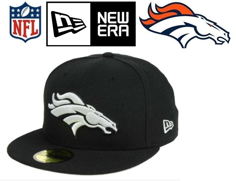Gorra New Era Nfl Denver Broncos Talla 7 3 4 Cerrada Nueva - S  130 ... e2d1692fee2