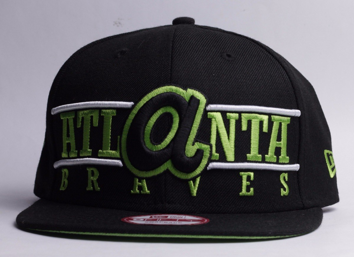 gorra new era original atlanta braves 9fifty snapback mlb. Cargando zoom. 5937580ee54