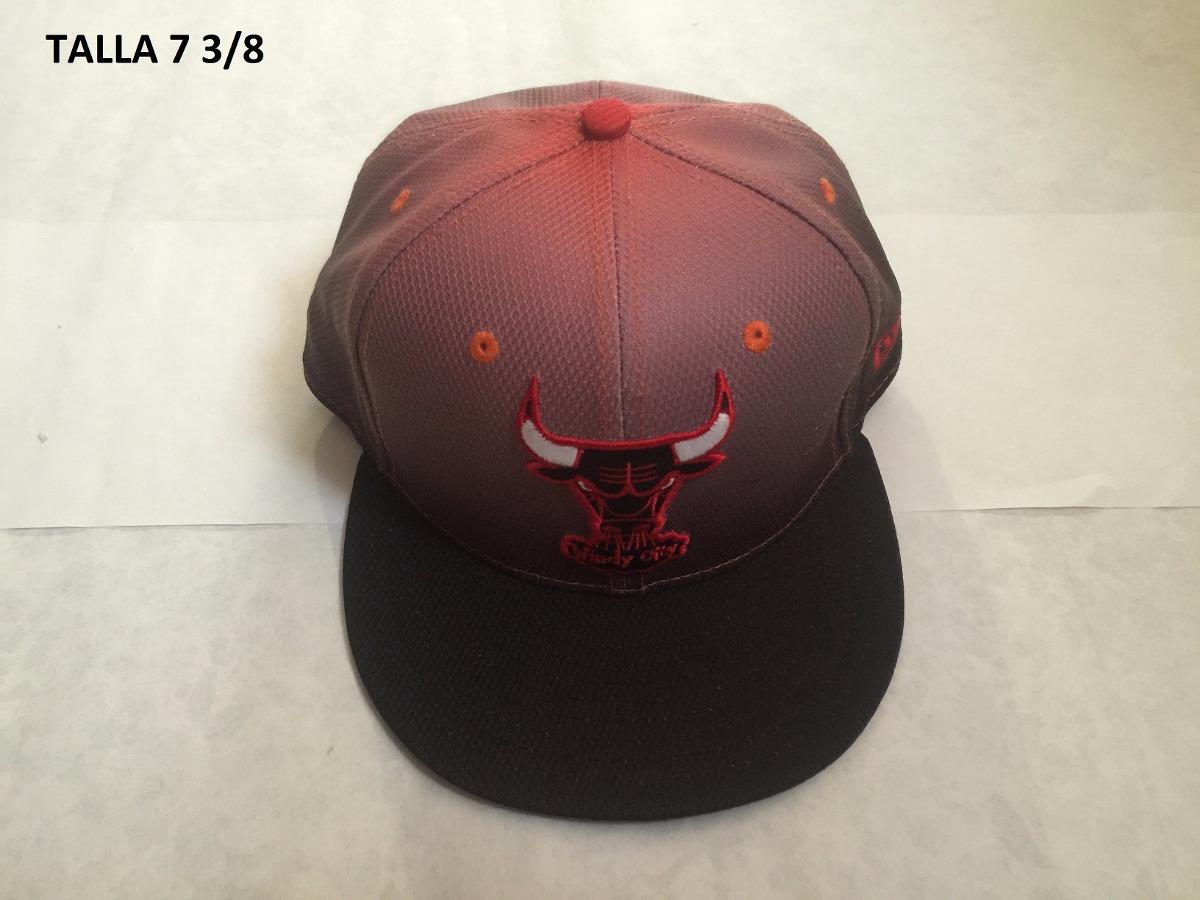 450836f625833 Gorra New Era Original Chicago Bulls Talla 7 3 8 -   550.00 en ...