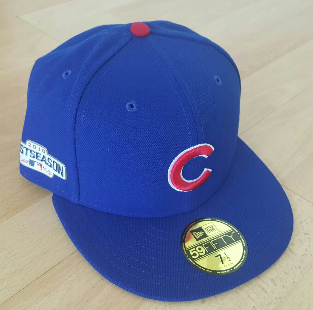 Gorra New Era Original Chicago Cubs Post Season Mlb -   549.00 en ... 41983dd725a