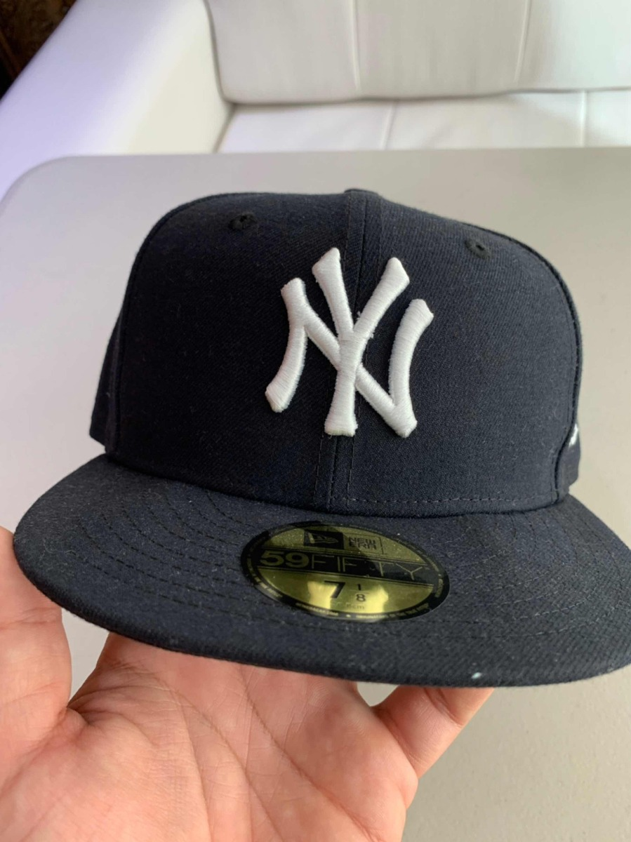 Gorra New Era Original New York Yankees Talla 7 1 8 -   95.000 en ... 7b2fe5517c1