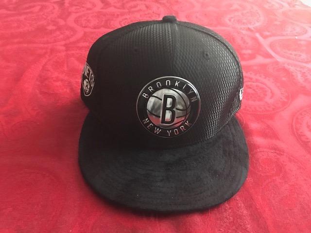 Gorra New Era Pana Nba Brooklyn Nets 9 Fifty Original -   740.00 en ... 6149c54b428