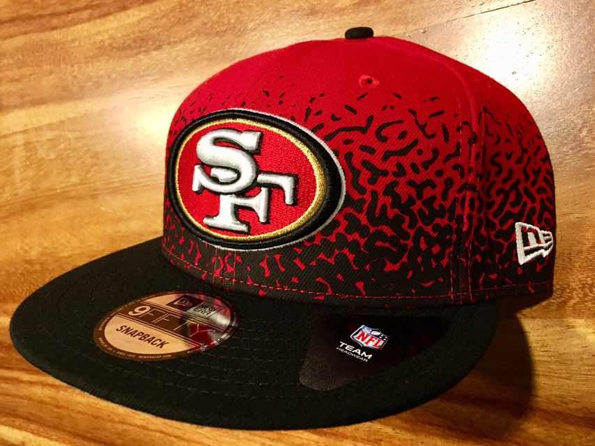 competitive price be74c 9ab28 ... 50% off gorra new era san francisco 49ers snapback 9fifty nfl. cargando  zoom. ...